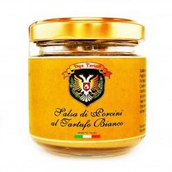 Porcini Mushroom Sauce with...