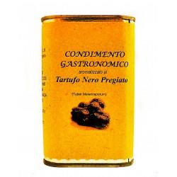 Olio al Tartufo Nero Pregiato